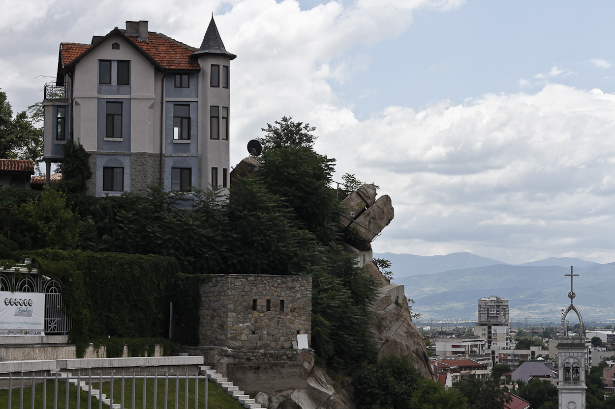 Plovdiv, Bulgaria. Photo by Clay Duda.