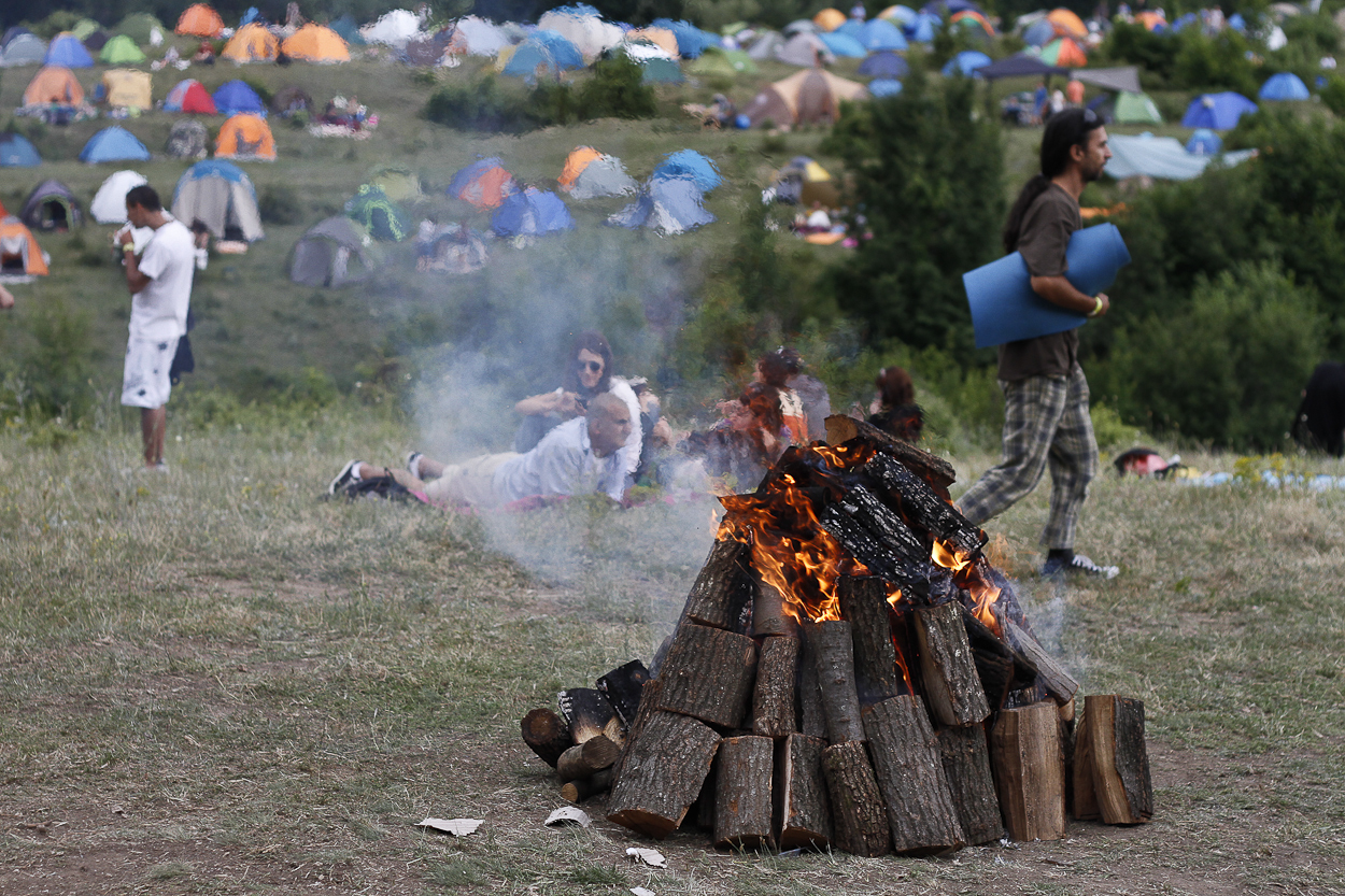 Wake Up Fest 2015 near Plovdiv, Bulgaria. Photo by Clay Duda.