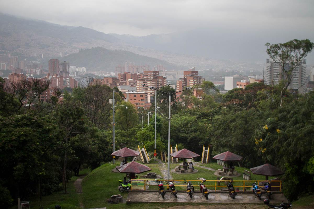 Parque de las Esculturas del Cerro Nutibara. Medellin, Colombia. Photo by Clay Duda.