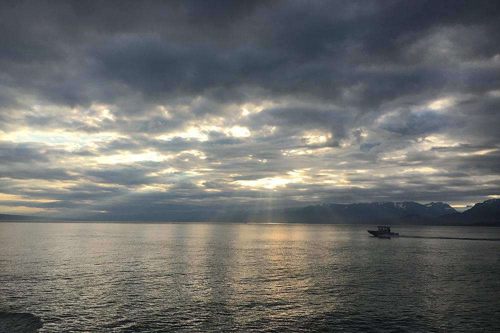 Halibut fishing charters Homer Alaska.